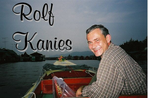 Rolf Kanies in Thailand - Photo by Patricia Zentilli